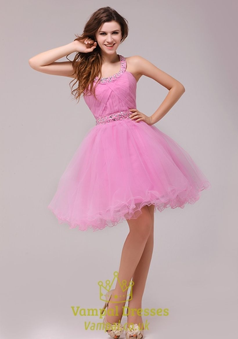 Awesome teens short dresses ideas for graduation outfits 15