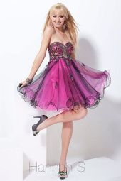 Awesome teens short dresses ideas for graduation outfits 17