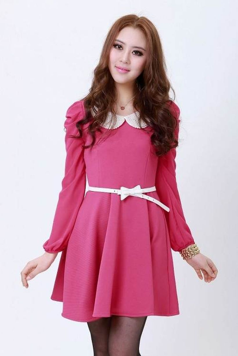 Awesome teens short dresses ideas for graduation outfits 172