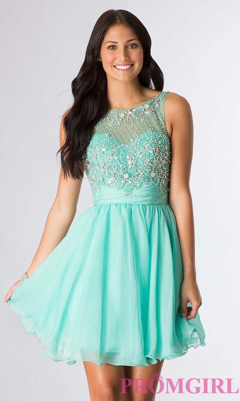 Awesome teens short dresses ideas for graduation outfits 200
