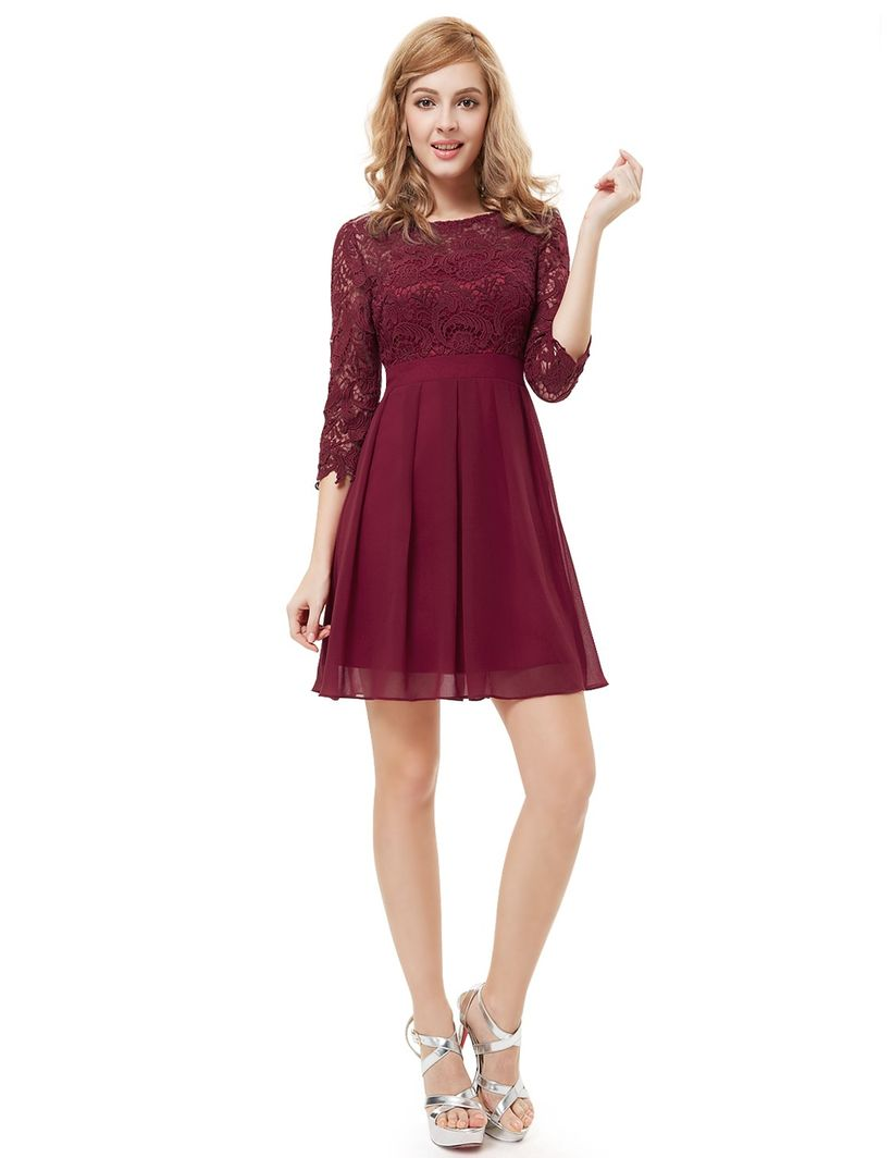 Awesome teens short dresses ideas for graduation outfits 90