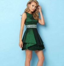 Awesome teens short dresses ideas for graduation outfits 99