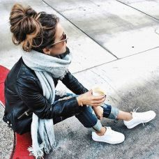 Cool casual street style outfit ideas 2017 36