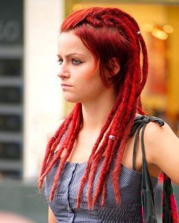 Crazy colorful hair colour ideas for long hair 150