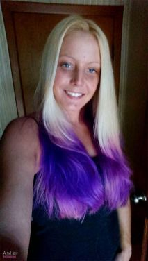 Crazy colorful hair colour ideas for long hair 196