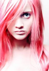 Crazy colorful hair colour ideas for long hair 2