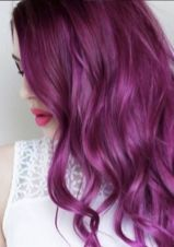 Crazy colorful hair colour ideas for long hair 204
