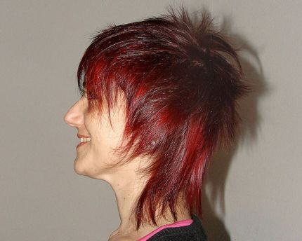 Crazy hair colour ideas for medium and short hair 105