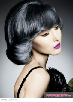 Crazy hair colour ideas for medium and short hair 80