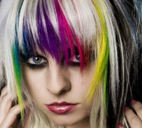 Crazy hair colour ideas for medium and short hair 90