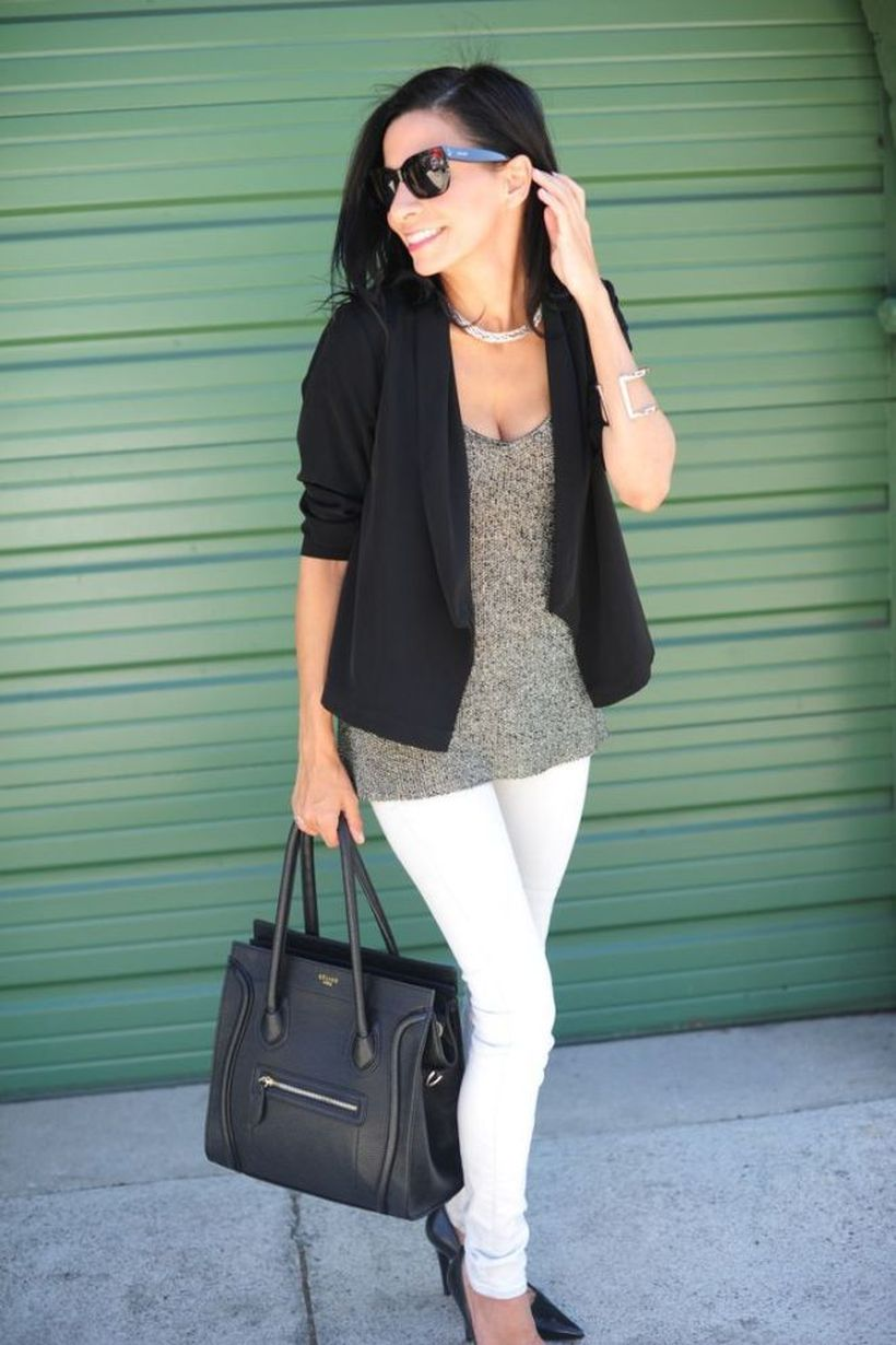 Fashionable day to night fashion outfits ideas 20