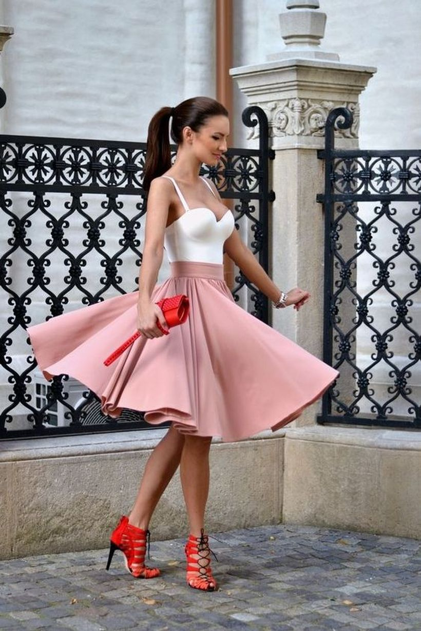 Fashionable day to night fashion outfits ideas 26