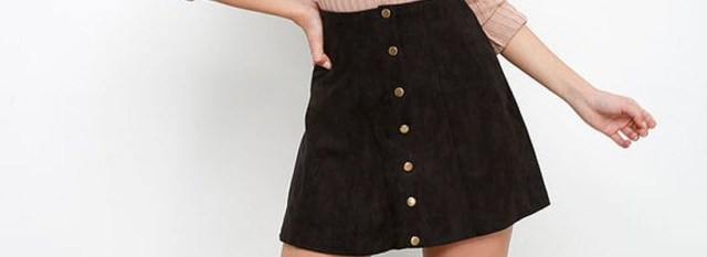Fashionable skirt outfits ideas that you must try featured