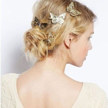 Gorgeous rustic wedding hairstyles ideas 5