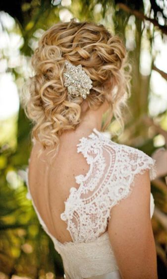 Gorgeous rustic wedding hairstyles ideas 77