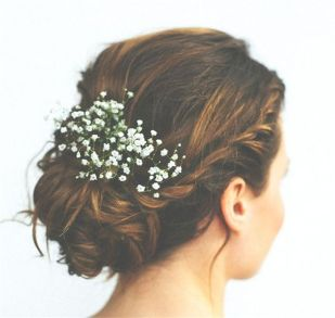 Gorgeous rustic wedding hairstyles ideas 83