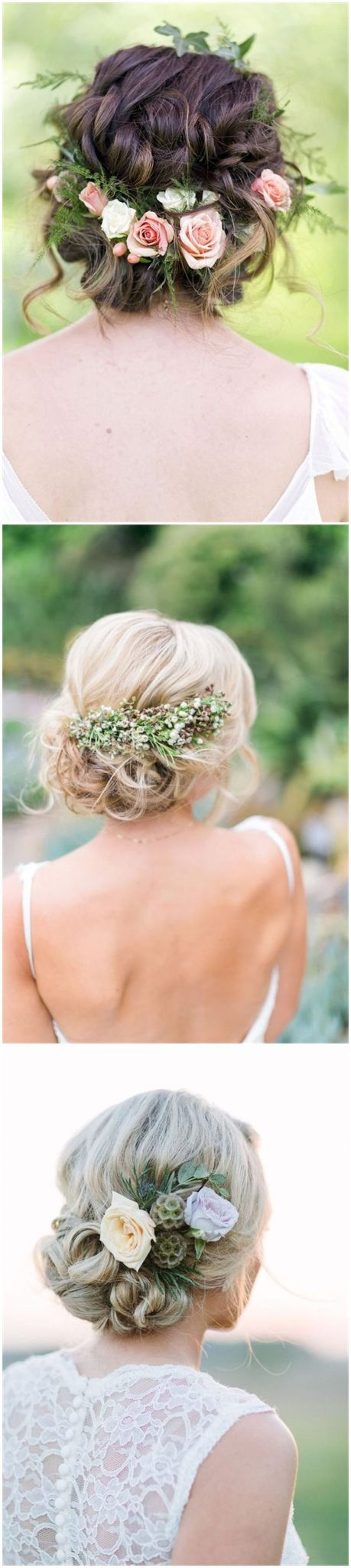 Gorgeous rustic wedding hairstyles ideas 86