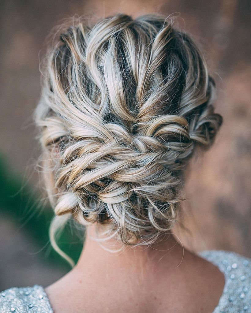 Gorgeous rustic wedding hairstyles ideas 91