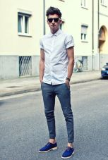 Inspiring casual men fashions for everyday outfits 27