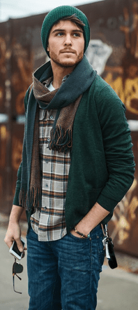 Inspiring casual men fashions for everyday outfits 4