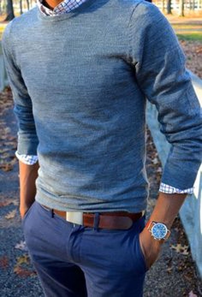 Inspiring casual men fashions for everyday outfits 84