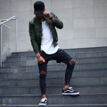 Inspiring casual men fashions for everyday outfits 9
