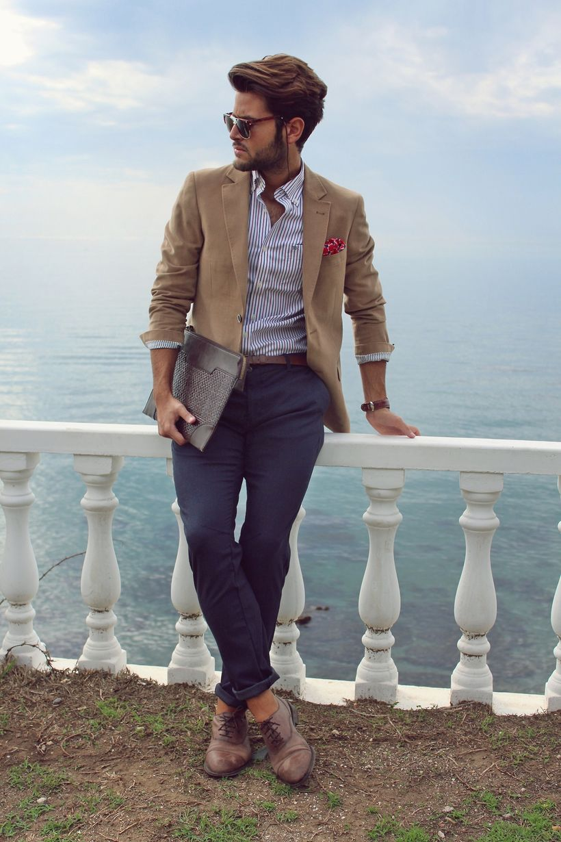 Inspiring mens classy style fashions outfits 39