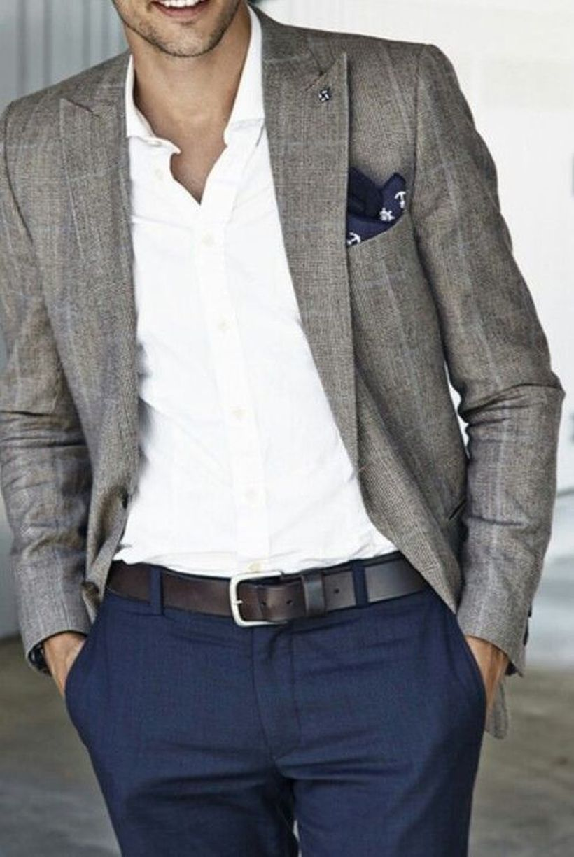 Inspiring mens classy style fashions outfits 52