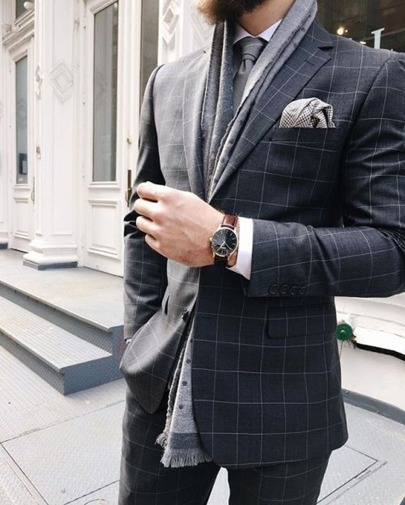 Inspiring mens classy style fashions outfits 57