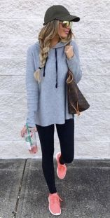 Inspiring simple casual street style outfits ideas 108