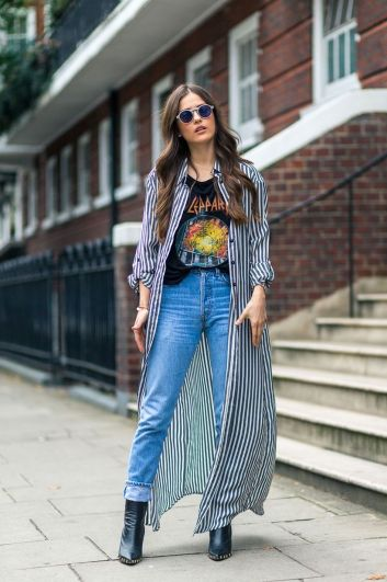 Inspiring simple casual street style outfits ideas 116