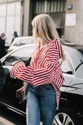 Inspiring simple casual street style outfits ideas 127