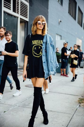 Inspiring simple casual street style outfits ideas 78