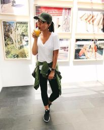 Inspiring simple casual street style outfits ideas 99