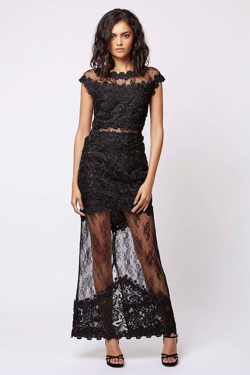 Stunning black short dresses outfits for party ideas 124