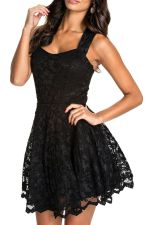 Stunning black short dresses outfits for party ideas 18