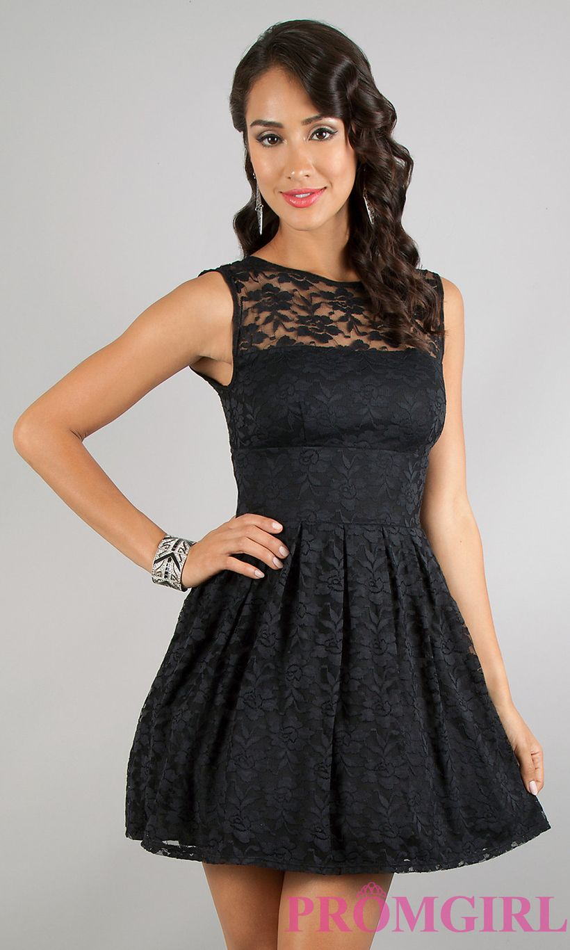 Stunning black short dresses outfits for party ideas 23