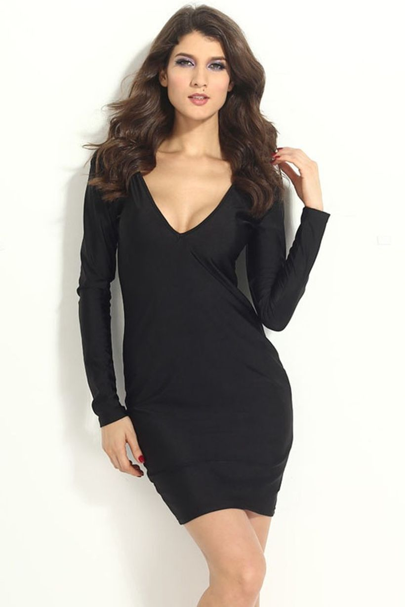 Stunning black short dresses outfits for party ideas 60