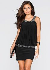 Stunning black short dresses outfits for party ideas 64