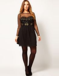 Stunning black short dresses outfits for party ideas 94