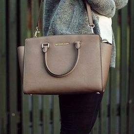 Stylish leather tote bags for work 106