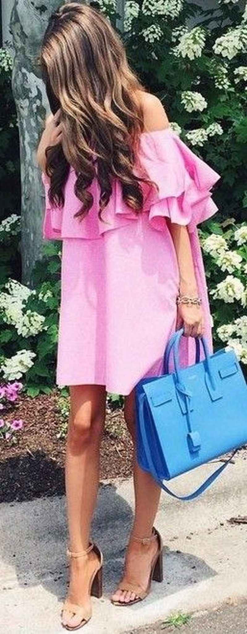 Stylish leather tote bags for work 23