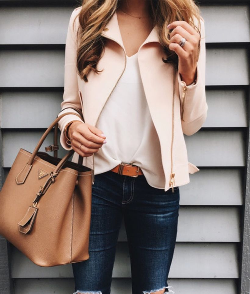 Stylish leather tote bags for work 27