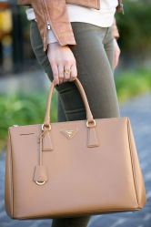 Stylish leather tote bags for work 28