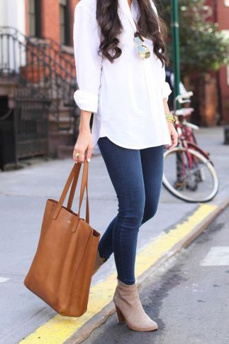Stylish leather tote bags for work 59