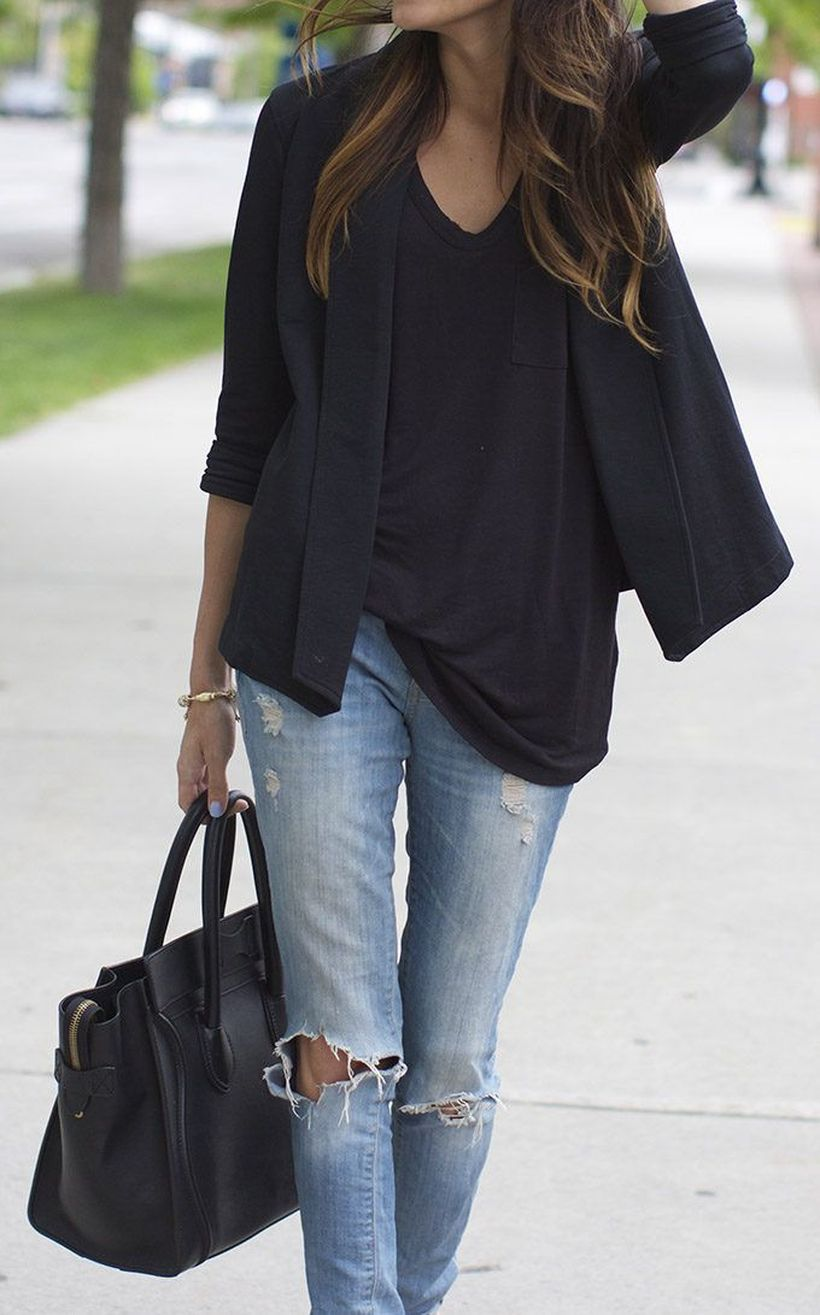 Best casual fall night outfits ideas for going out 25