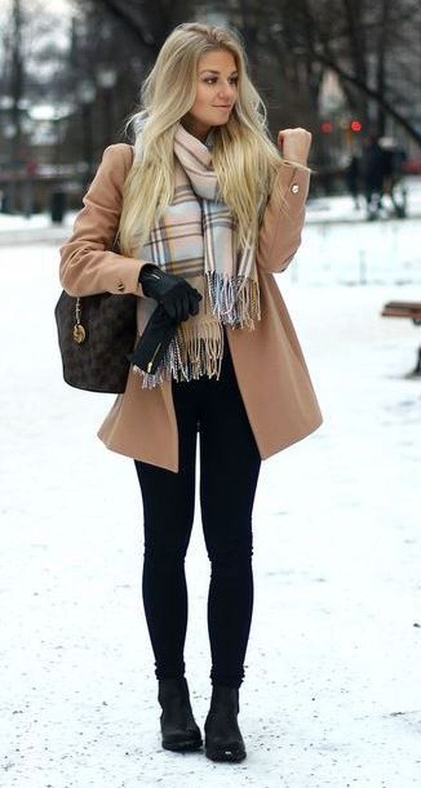 Best casual fall night outfits ideas for going out 39