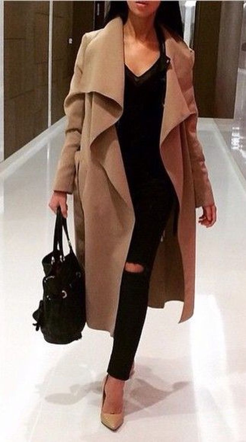 Best casual fall night outfits ideas for going out 84