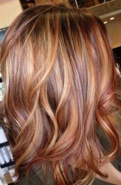 Best fall hair color ideas that must you try 38