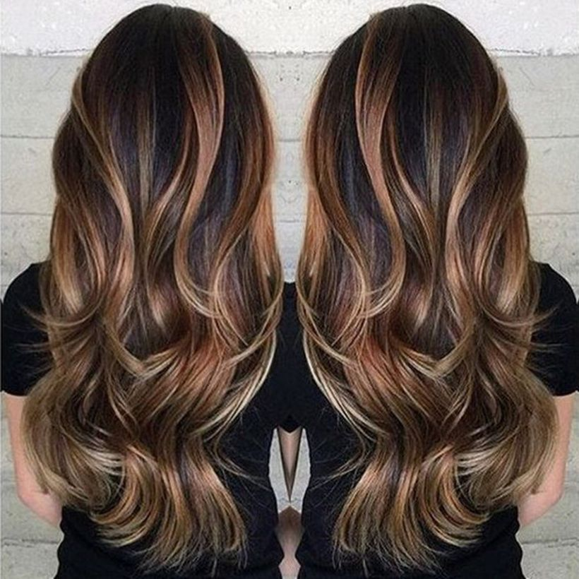Best fall hair color ideas that must you try 9